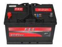ABS akkumulátor 12V 91Ah bal+/740A   |Japán kivitel|