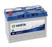 Varta Blue Dynamic 12V 95Ah autó akkumulátor bal+