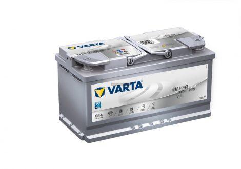 Start Stop akkumulátor 95Ah Varta