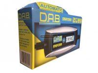 D.A.B. autó-motor akkumulátor töltő
