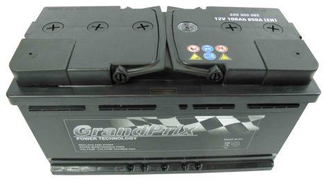 GrandPrix 12V 100Ah jobb+ indító akkumulátor