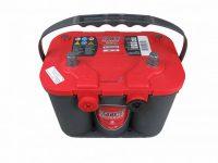 12V 50Ah Optima Red akkumulátor (RT U - 4.2)