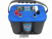 12V 50Ah (BT SLI - 4.2) Optima BlueTop akkumulátor