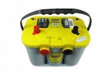 12V 55Ah Optima Yellow spirálcellás akkumulátor  (YT U - 4.2)