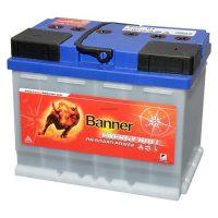 Munka akkumulátor 60Ah Banner Energy Bull jobb+ 95501