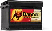Banner Running Bull 12V 60Ah AGM jobb+