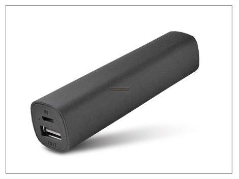Hordozható töltő 2200mAh-Fontastic + micro USB