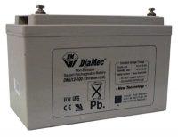 UPS akkumulátor 12V 100Ah Diamec