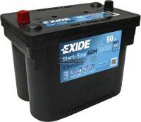 Exide Maxxima 12V 50Ah / 800A EK508 -Start Stop
