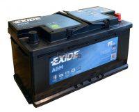 Exide Start Stop akkumulátor 12V 95Ah-850A