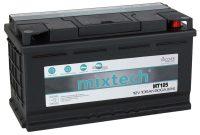 Mixtech 12V 105Ah jobb+/900A akkumulátor