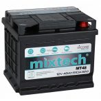 Mixtech akkumulátor 12V 48Ah jobb+