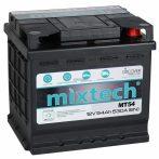 Mixtech 12V 54Ah akkumulátor