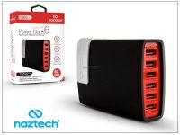 Naztech Turbo Powerbank 12500mAh-Vörös/Fekete