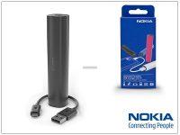 Nokia DC16 Powerbank Fehér Original/Fekete