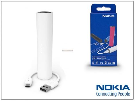 Nokia DC16 Powerbank Fehér  Original