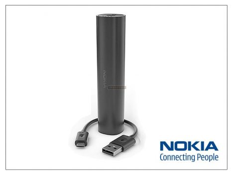 Powerbank Nokia-2200mAh-Fekete