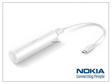 Nokia DC16 Powerbank Fehér csomagolás nélkül