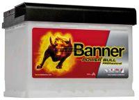 Banner Power Bull Professional 12V 63Ah jobb+