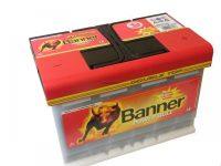 Banner Power Bull Professional 12V 75Ah jobb+
