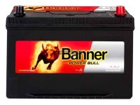 Banner Power Bull 95Ah jobb+ autó akkumulátor