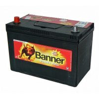 Banner Power Bull 95Ah bal+ autó akkumulátor- Ázsiai