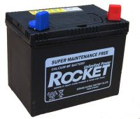 Rocket fűnyíró akkumulátor