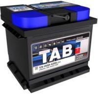 TAB Polar S autó akkumulátor 12V 45Ah jobb+