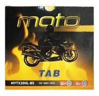 Tab motor akkumulátor YTX20HL-BS
