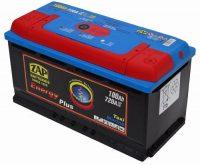 Zap Energy Plus munka akkumulátor 12V 100Ah jobb+