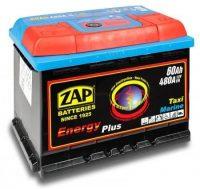 ZAP Energy Plus munka akkumulátor 60Ah
