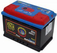 Zap Energy Plus munka akkumulator