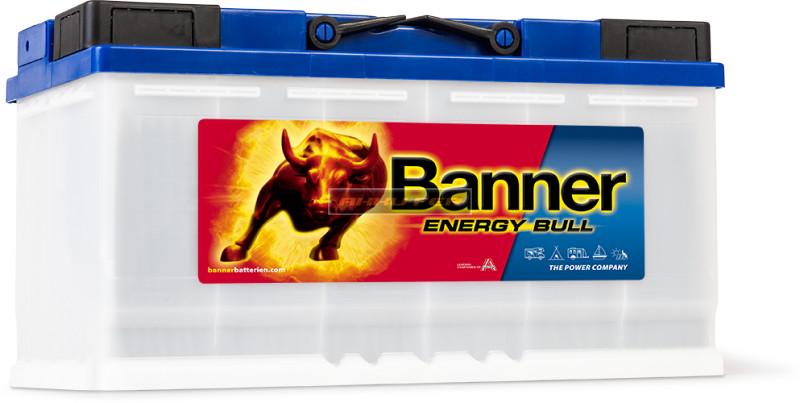 Banner Energy Bull munka akkumulátor 12V 100Ah jobb+